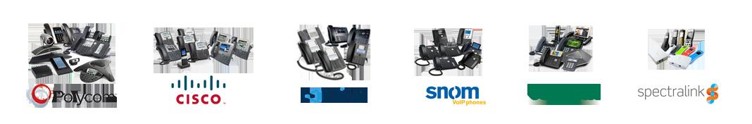 Asterisk: téléphomes compatibles
